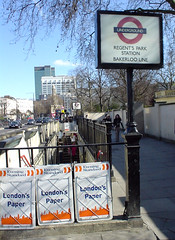 Picture of Regent's Park Station