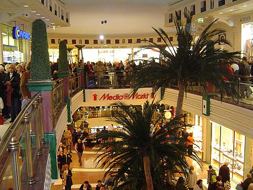 Schöne neue Shoppingwelt