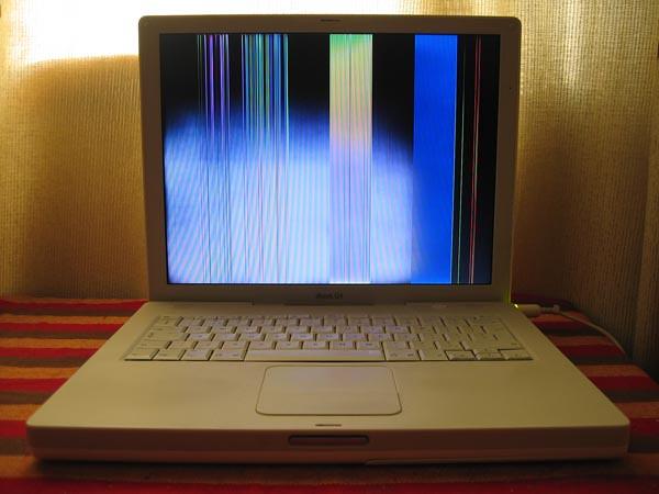 iBook G4 Boot 6 by Zaan