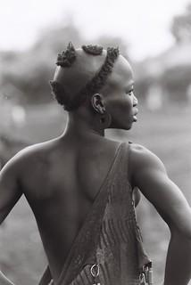 An African Beauty