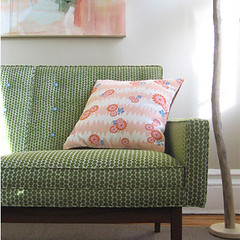 sofa - via hable construction (decor8) Tags: inspiration home design diy construction glamour apartment lena corwin decor decorate hable decor8