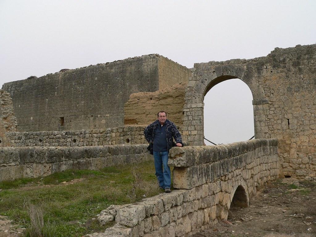 Villagarcía, Castillo
