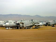 A10s (certbert) Tags: march tucson az 2006 boneyard