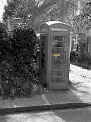 "phonebox<br /><span style=""font-size:0.8em;"">Taken in Flitcham village, Norfolk. I spotted the yellow pages sitting next to the phone as I drove past</span> • <a style=""font-size:0.8em;"" href=""https://www.flickr.com/photos/87605699@N00/116750489/"" target=""_blank"">View on Flickr</a>"