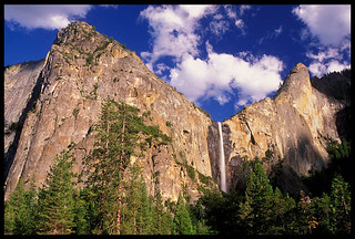 Bridalveil Fall, Yosemite National Park