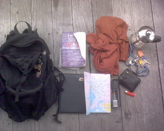 What's in my bag - March 27 2006