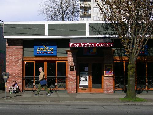 Indian Restaurant Davie Street