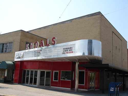 Shoals Theater, Florence AL