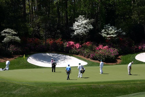 Augusta National Golf Club, Hole 13