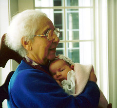 Great-grandmother/Great-granddaughter (adamantine) Tags: grandma baby window daylight child grandmother lovely1 granddaughter abuela elderly grandchild elder generations grandmre hold greatgrandmother nonna gromutter greatgranddaughter nieta grootmoeder lifespan petitefille intergenerational enkelin