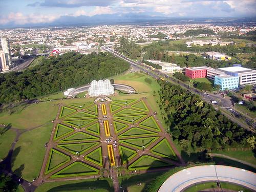 Jardim Botânico de Curitiba -Brasil
