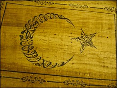 Ayyildiz (iaXoy) Tags: moon art hat star mond kunst flag islam faith religion explore ay calligraphy stern din flagge halfmoon bayrak sanat glaube hilal halbmond yildiz kalligraphie ayyildiz iaxoy inan