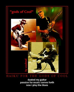 gods of cool (redux) (aka The Bluesy Trinity)
