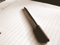 Pen and Journal