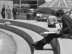 SF- Yerba Buena Park 028 (Teenschen) Tags: sf artist yerbabuena peoplewatching