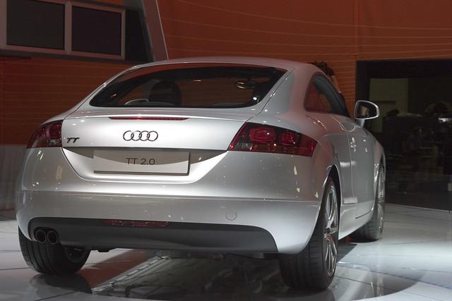 nyc newyorkcity car manhattan gotham rebar tradeshow auditt nyautoshow javitts newyorkautoshow2006