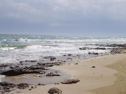 Torre Vado, spiaggia