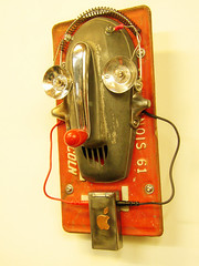 i ROBO pod robot (Lockwasher) Tags: old original sculpture art apple strange collage toy found toys tin robot junk folkart ipod handmade originalart assemblage object space licenseplate robots scifi sciencefiction outerspace robo spaceage junkart foundobjectart lockwasher