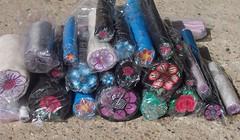 Murrinas-Canes (Nuhbe) Tags: flower rose cane polymerclay fimo sculpey cernit murrina premo