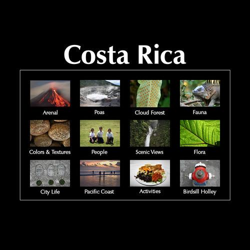 Viajar a Costa Rica con bajo presupuesto