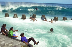 Fizzy white water (Ahmed Zahid) Tags: white water turn magazine surf time know tsunami when pro local maldives dip fizzy drizzling rannamaari