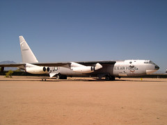 nb-52a stratofortress (Matt Ottosen) Tags: arizona tucson aviation pimaairspacemuseum stratofortress nb52a