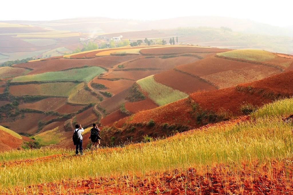 Valles de colores