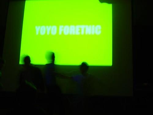 yoyo foretnic à riberac, novembre 2004