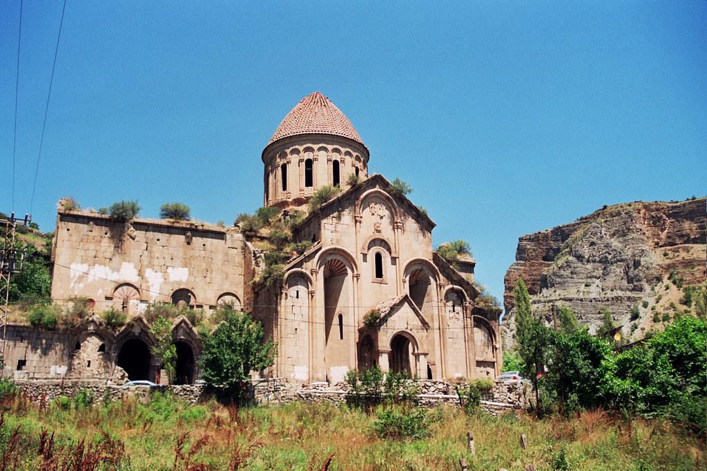 Iglesia georgiana de Öshvank