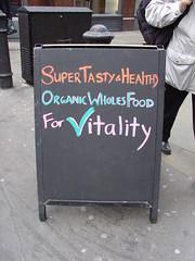 organic whole foods