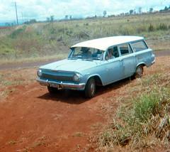 LWF0086 - raes first car