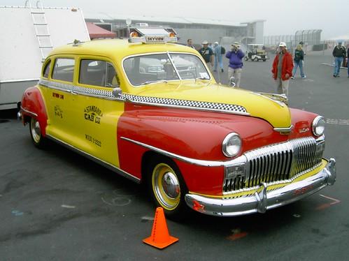 Desoto Skyview Cab