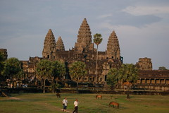 Angkor Wat @ sunset