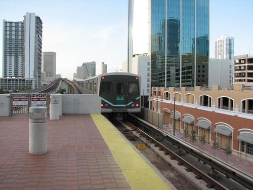Miami metro rail