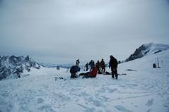 TeamOfIdiots (MrMattWright) Tags: aiguilledumidi valleeblanche aiguilleverte montenvers