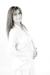 Mommy (robertevans_com) Tags: portrait baby birth pregnant mothers maternity fetus maternal conception photographymentorcom