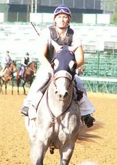 Sacred Light (horsestohorsepower) Tags: horseracing oaks derby churchilldowns kyderby dawnatthedowns kyoaks morningworks
