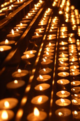 Wish (CiaoChessa) Tags: travel light hot color love church colors look architecture geotagged hope lights interestingness high arquitectura nikon europe candles alone candle prague cathedral bokeh map candlegleam faith prayer pray great churches d