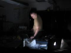 power outage 2 (andrew d miller) Tags: georgiatech firefly lightfall tangiblemedia2006 languo allisonsall mattmckeon