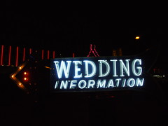 Wedding Information (Curtis Gregory Perry) Tags: old las vegas wedding light signs classic luz glass sign night vintage licht neon glow bright lasvegas lumire nevada tube tubes ne retro nv signage glowing dying information luce muestra important signe sinal neons  zeichen  non segno      teken      glowed    neonic