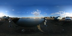 grimsby dock marina (workname) Tags: panorama mac vr grimsby stitcher equirectangular nodalninja