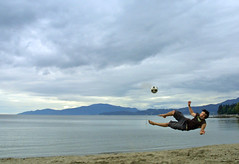 kick (inklake) Tags: ocean sky canada beach topf25 sport topv111 vancouver clouds ball wow cool topv555 topv333 bc action britishcolumbia soccer topv1111 topc50 topv999 topv777 samples iloveit topvaa englishbaybeach interestingness233 i500 likewise inklake stuckmenageriegroup4 likewiseblog