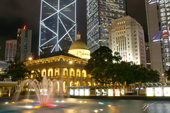 Hong Kong Legislative Counsel Building - by Steve Webel