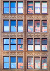 Windows XXII: Fisher Building, a Chicago Landmark