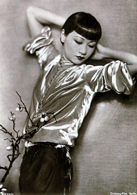 The Flapper Girl: Anna May Wong