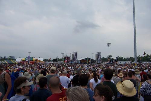 Jazzfest crowds 10
