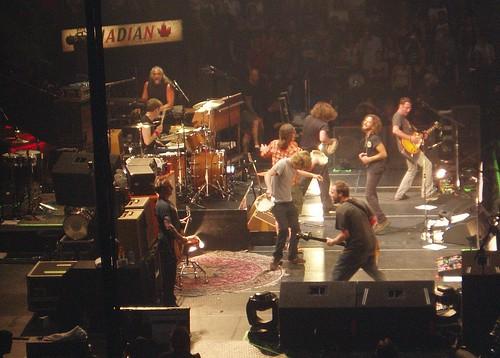 Pearl Jam in Toronto