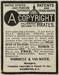 A copyright will protect you from PIRATES