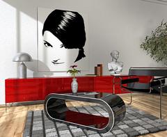 3d livingroom (db_image) Tags: cinema architecture design 3d livingroom 4d rendering cgi interrior