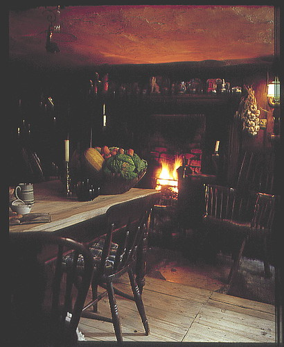 Kitchen. Dennis Severs' House